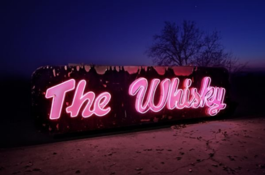 Whisky a Go Go Sign Lights Up Auction, 'Princess Leah' Passport, and More Fresh News