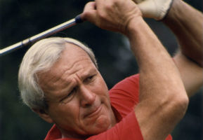Arnold Palmer golf memorabilia goes on tour in March