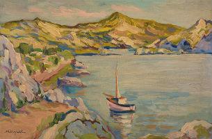 French paintings crème de la crème at Michaan's Estate Auction March 11
