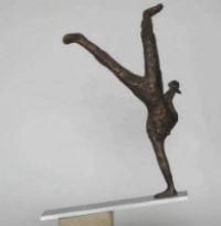 In Memoriam: Alfred Tibor, sculptor, 97