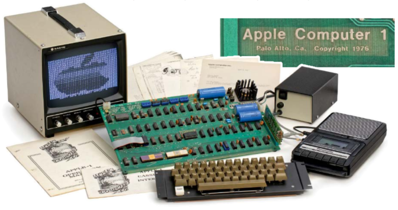 vintage computer collection