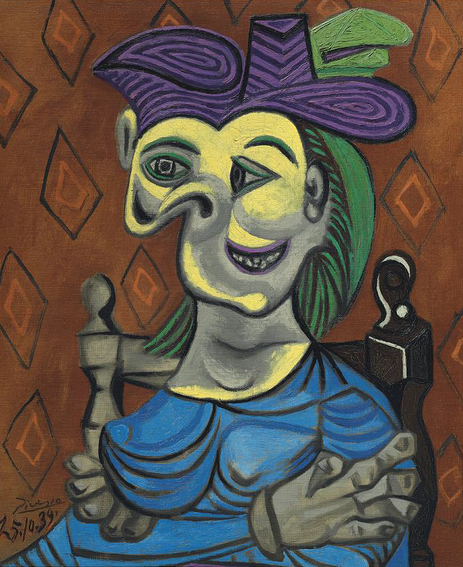 Picasso Portrait at Auction, Court Orders Dealer to Pay $1.1M, and ...