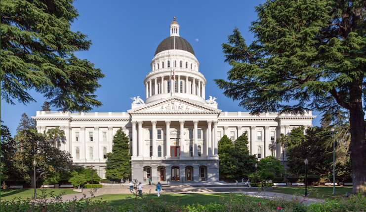 Bill supported by California auctioneers clears important first hurdle in State Senate