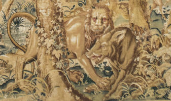 Flemish tapestry, fine jewelry highly anticipated at Capo Auction April 22