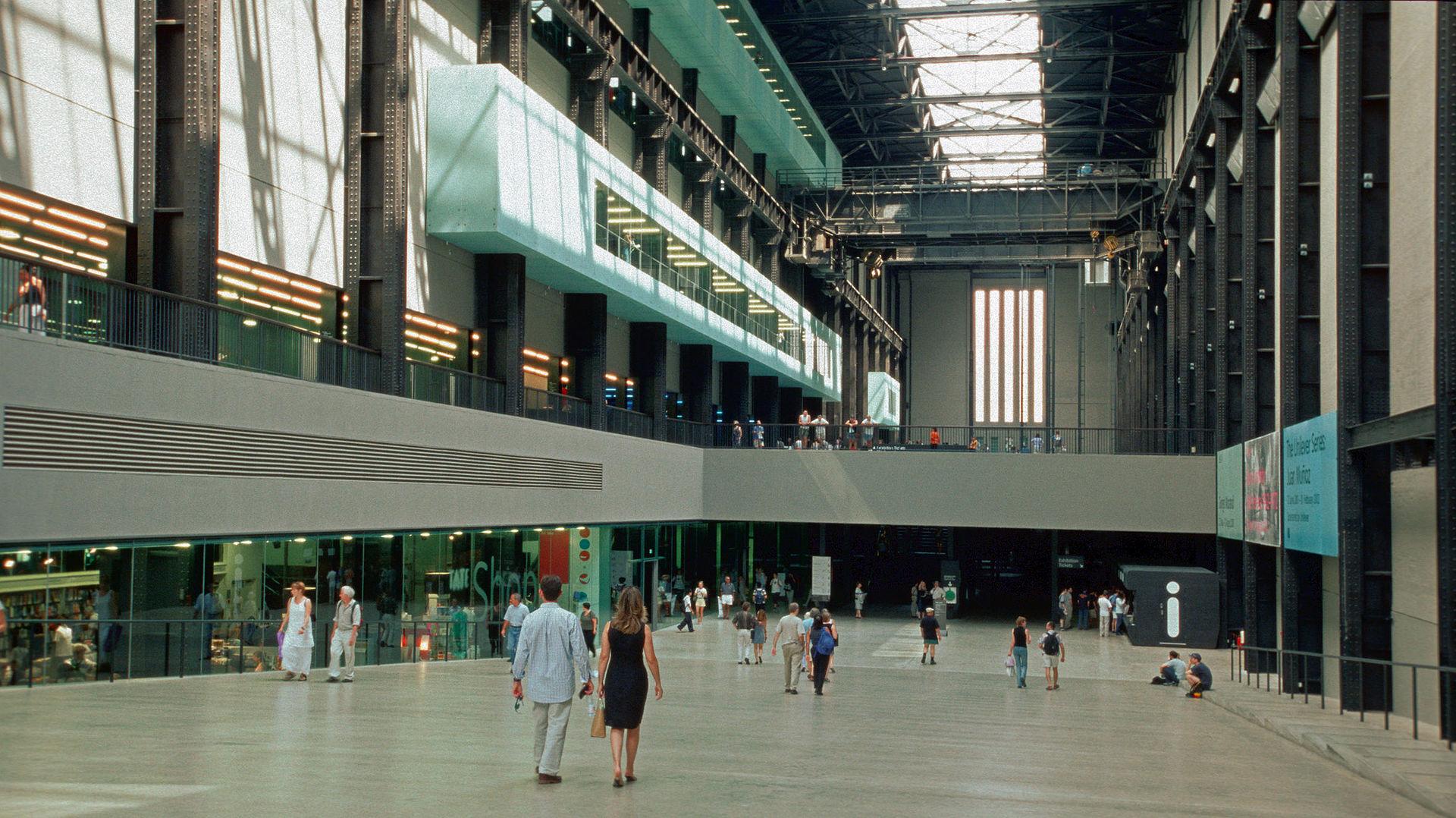 Len Modern tate modern s building named after us uk philanthropist len