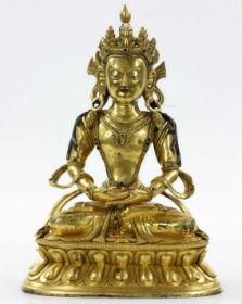 Sino-Tibetan bronzes highlight Kaminski Auctions doubleheader June 11
