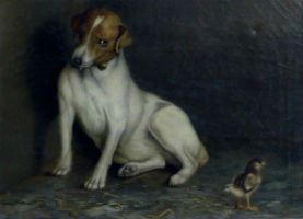 Antiques & Modern Auction Gallery presents Ben Austrian painting July 29
