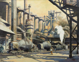 Affordably priced paintings to be offered at John Moran Auctioneers Aug. 8