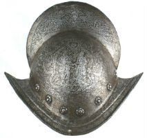 Rare 16th century helmet hits $7,675 at Mohawk Arms auction