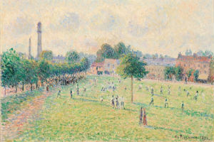Tate exhibition views London through French Impressionists' works