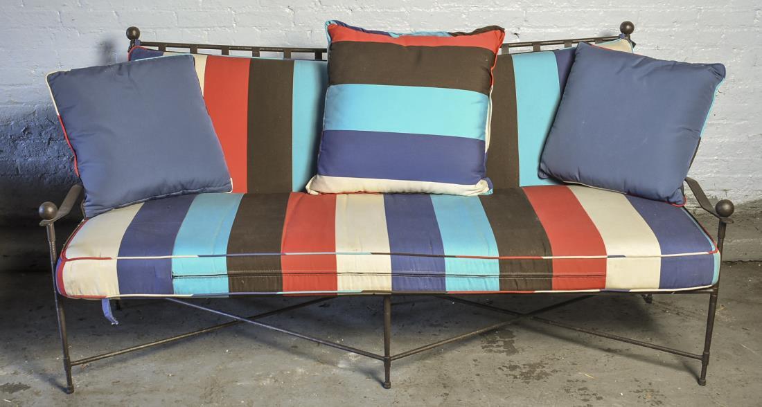 designer furniture shows strength at capo auction rh liveauctioneers com outdoor furniture auction perth outdoor furniture auction perth