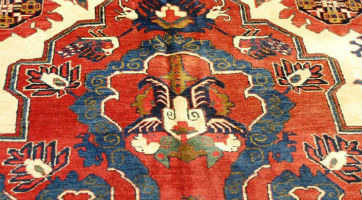 Jasper52 rug auction Oct. 29 draws from all points of the East