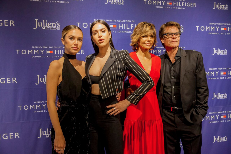Stars shine brightly at Julien's Auctions preview of Tommy