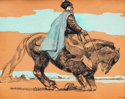 Leclere mounts Orientalist and Islamic art auction Oct. 27