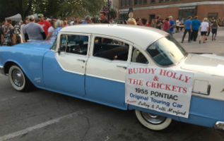 Buddy Holly fan's auction to make some noise Dec. 9