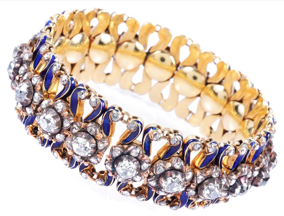 HRH Princess Margaret's jewels, objets d'art to be auctioned Nov. 15