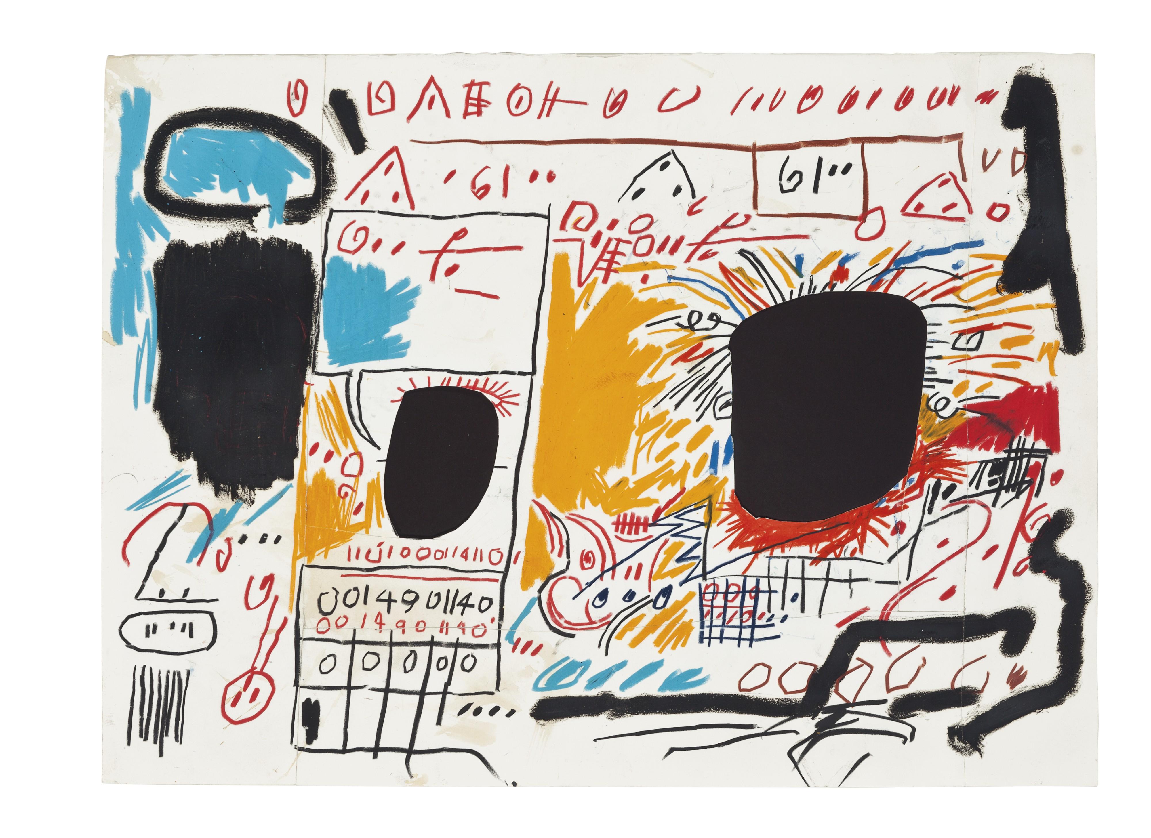 Jean-Michel Basquiat: the myth endures