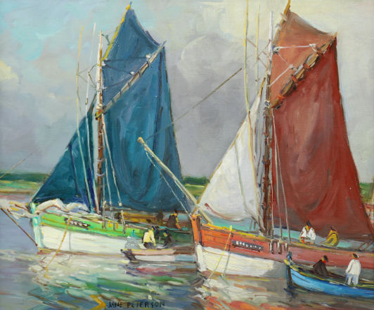American fine art fared well at Clars Auction Gallery Nov  19