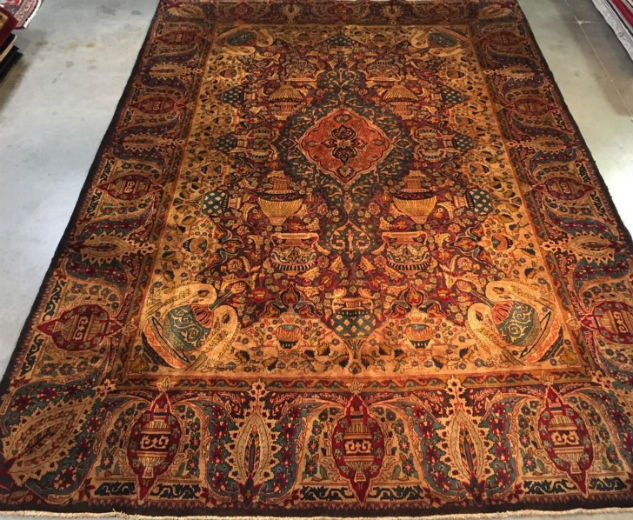 Jasper52 Auction Offers Colorful Variety Of Handmade Rugs Dec 26