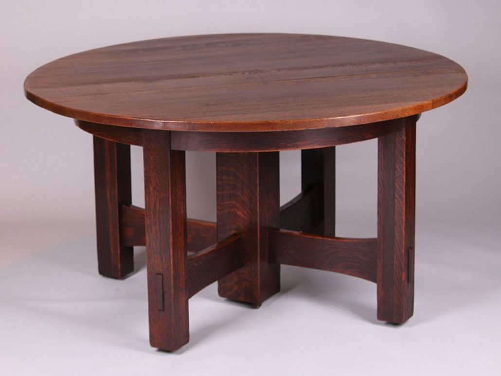 Stickley furniture embodies honesty simplicity