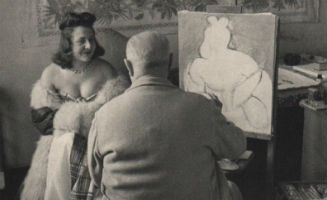 Matisse at work featured in vintage gravure auction Jan. 16