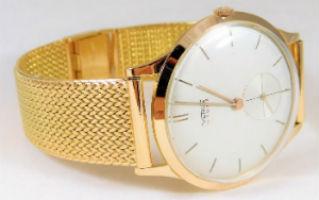 Luxury is key to designer wristwatch auction Jan. 31