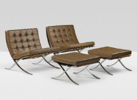 Mies van der Rohe: 'less is more' in modernist furniture