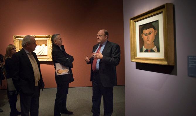 Fakes Be Art Modigliani Of Found Exhibit Italy Full To