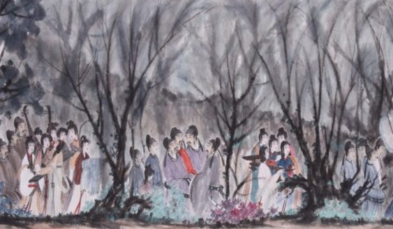 Fu Baoshi: China's revolutionary modern artist