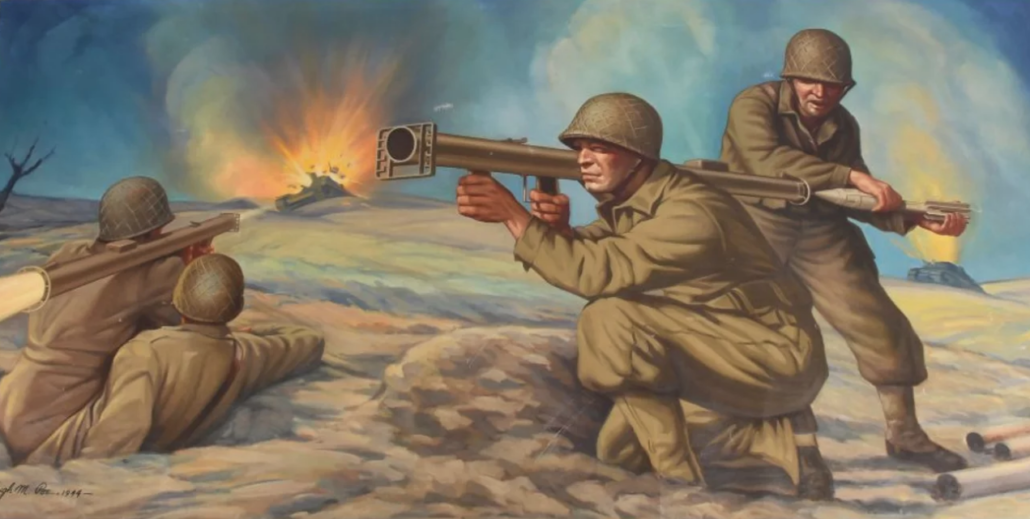 NY museum posts WWII sketches of unidentified US soldiers