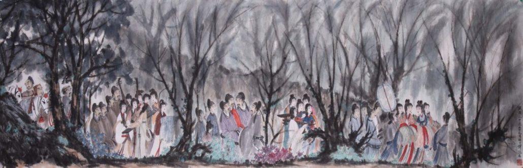 fu baoshi china s revolutionary modern artist