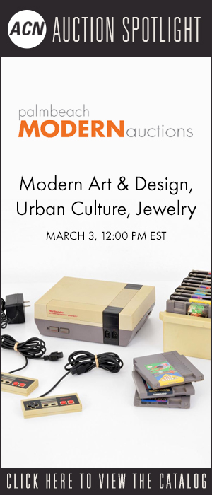 Modern and Urban Culture for Auction