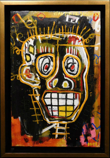 Works attributed to pop art icons top Woodshed auction