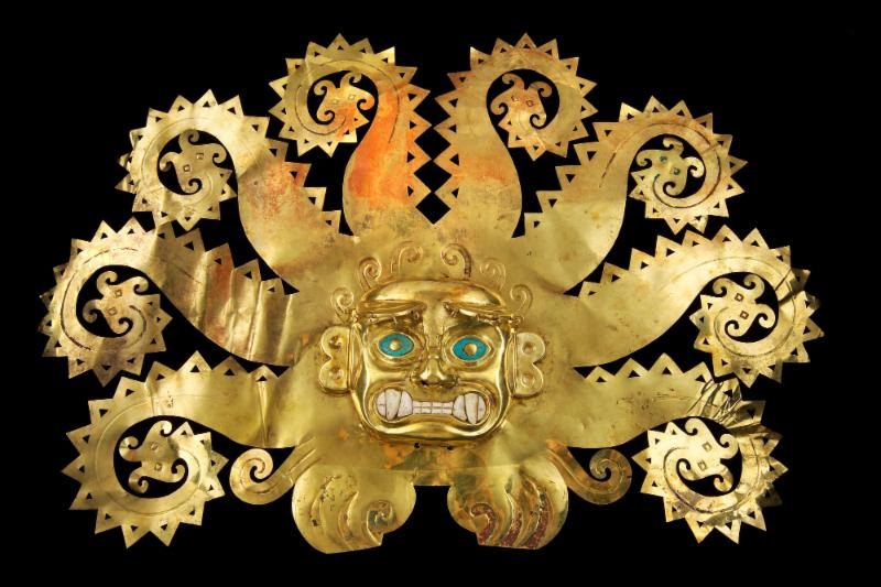 Luxury arts of Ancient Americas on view at Met from Feb. 28