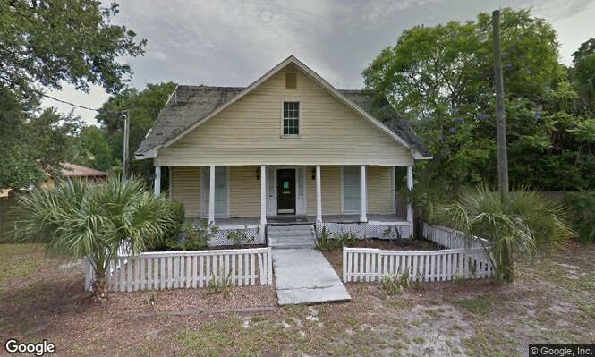 Oldest house in Tampa