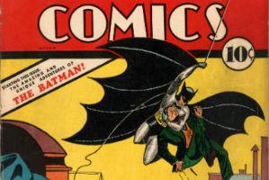 Batman's comic book debut powers Hake's to $2.35M event