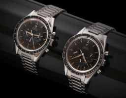 Omega Speedmasters entered in Annmaris Auctions event March 18