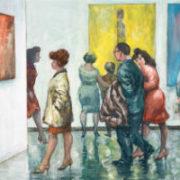 artist Hedda Sterne
