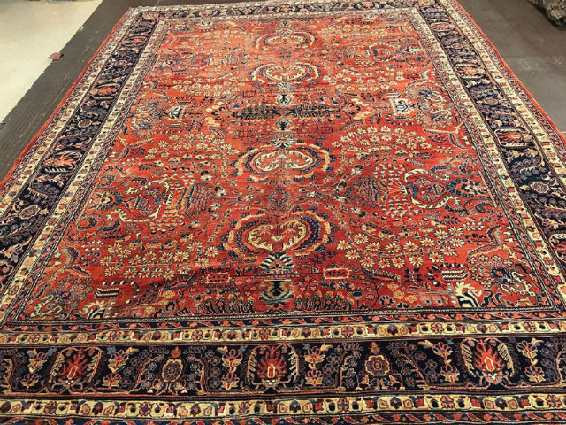 Persian Rugs Entered In Online Auction