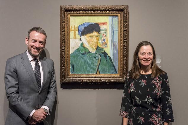 Van Gogh exhibit links to Japanese woodblock prints