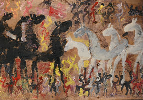 Slotin Auction presents who's who of self-taught art April 28-29