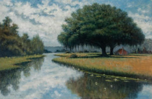 Many auction records set for artists' works at Neal Auction Co.