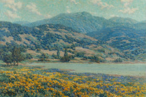 Western landscapes shine in Moran's American art auction