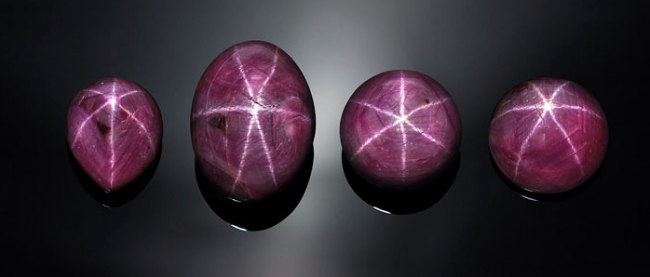 Four rare rubies found in NC could fetch millions