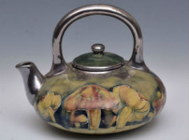Massive Moorcroft collection featured at Fairfield Auction May 23