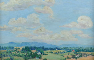 Paintings, jewelry among treasures at Bremo Auctions, May 19