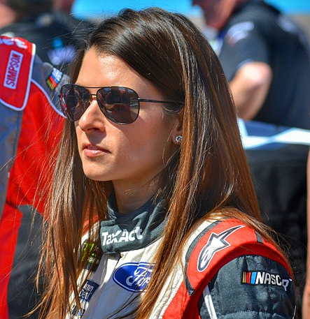 Brickyard to toy bricks: Danica Patrick gets Lego statue