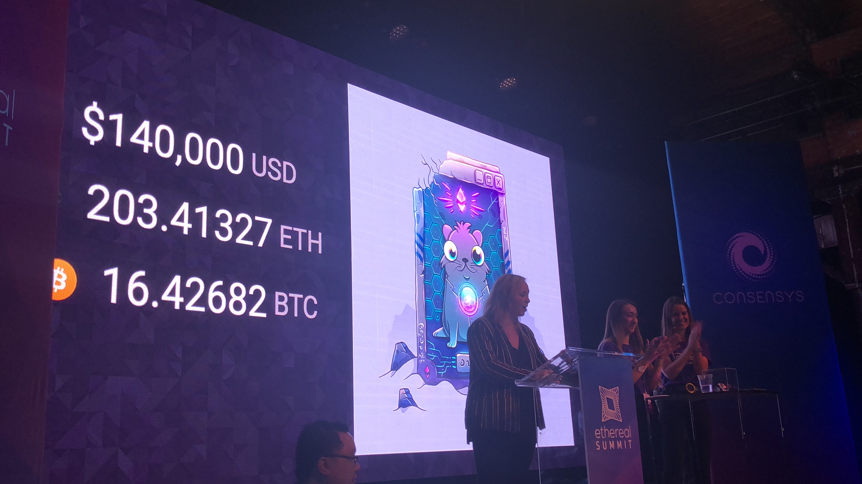 Crypto-wealthy become cryptoart collectors in smash May 12 digital art auction