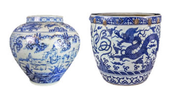 Bixy Auction Gallery to sell rare Asian antiques online June 2