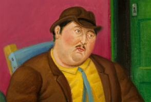 Fernando Botero painting tops Heritage Auctions art sale at $275K